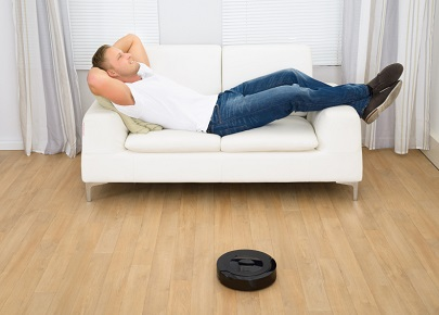 Roomba, The Spying Cleaning Robot